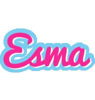 Esma popstar logo