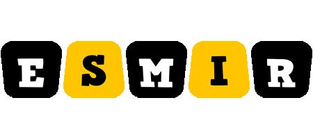 Esmir boots logo