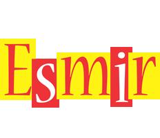 Esmir errors logo
