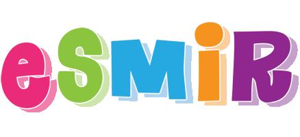 Esmir friday logo