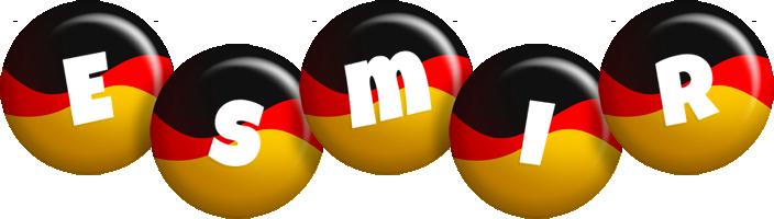 Esmir german logo