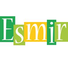 Esmir lemonade logo