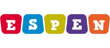 Espen kiddo logo