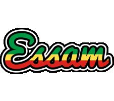 Essam african logo