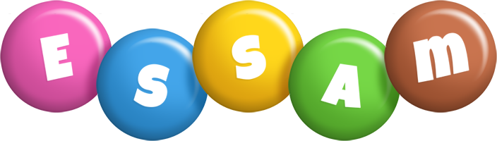 Essam candy logo