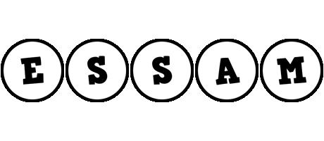 Essam handy logo