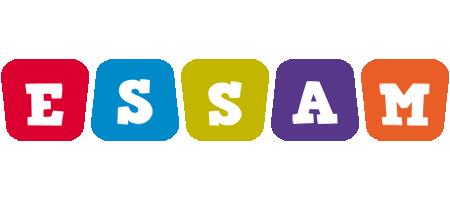 Essam kiddo logo