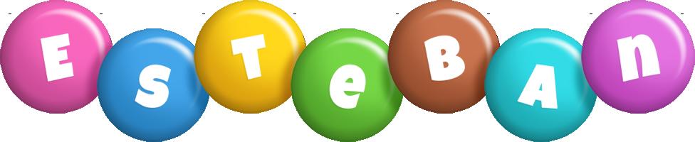 Esteban candy logo
