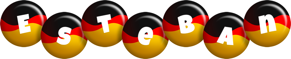Esteban german logo