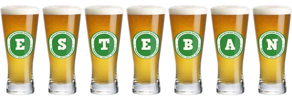 Esteban lager logo