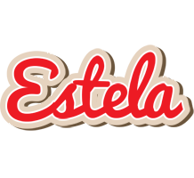 Estela chocolate logo