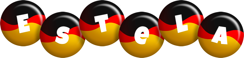 Estela german logo