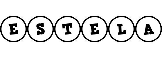 Estela handy logo