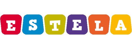 Estela kiddo logo