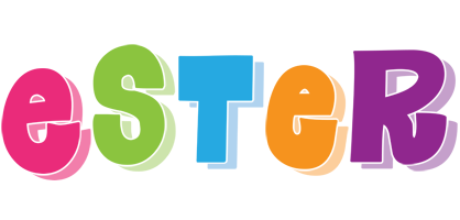 Ester friday logo