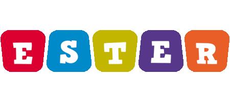 Ester kiddo logo