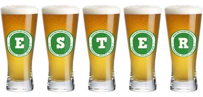 Ester lager logo