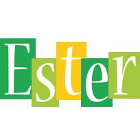 Ester lemonade logo