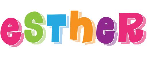 Esther friday logo