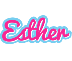 Esther popstar logo