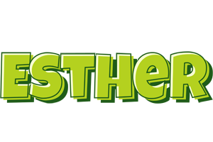 Esther summer logo
