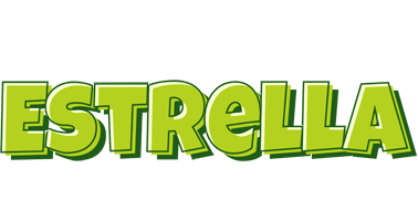 Estrella summer logo