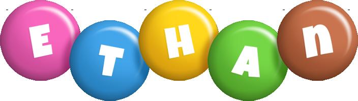 Ethan candy logo
