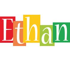 Ethan colors logo