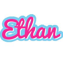 Ethan popstar logo