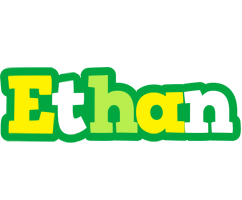 Ethan soccer logo