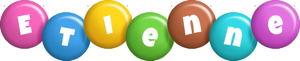 Etienne candy logo