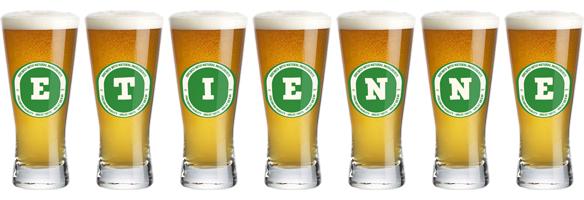 Etienne lager logo