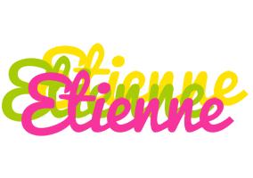 Etienne sweets logo