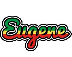 Eugene african logo