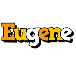 Eugene cartoon logo