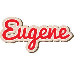 Eugene chocolate logo