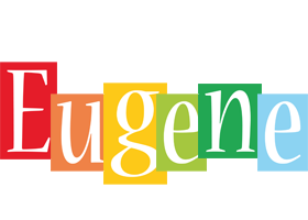 Eugene colors logo