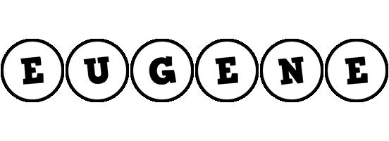 Eugene handy logo