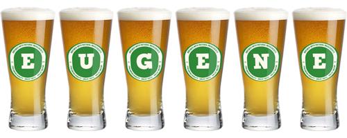 Eugene lager logo