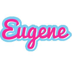 Eugene popstar logo