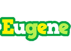 Eugene soccer logo