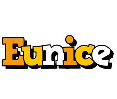Eunice cartoon logo