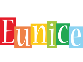 Eunice colors logo