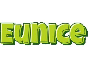 Eunice summer logo