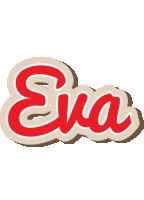 Eva chocolate logo