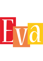 Eva colors logo