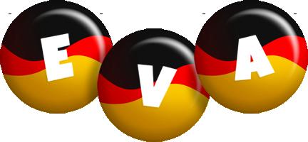 Eva german logo
