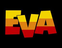 Eva jungle logo