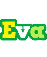 Eva soccer logo