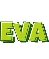 Eva summer logo